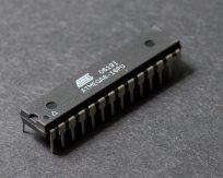 Microcontrolleur ATMEL ATMEGA8-16PU
