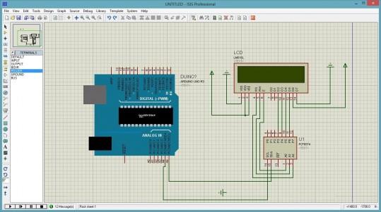 Simuler Vos Projet Arduino Sur Proteus Isis Moussasoft Maroc