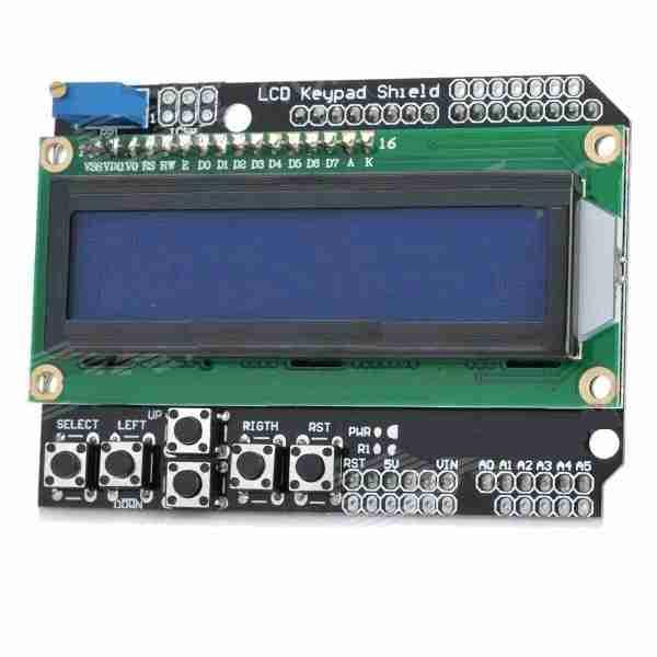 Branchement du clavier Arduino