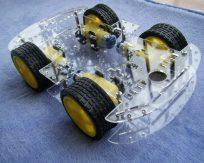 vente Chassis de voiture, robots electronique maroc