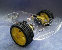 vente Kit voiture deux roues avec moto-reducteur electronique maroc