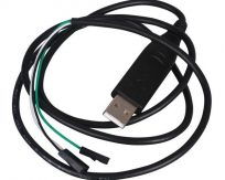 Câble USB vers TTL, PL2303HX