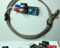 Vente Module MAX6675 pour sonde thermocouple K au Maroc