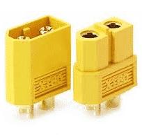 Vente connecteurs XT60 au maroc