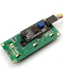 Vente afficheur lcd 16 02 avec I2C pour Arduino et raspberry pi au Maroc
