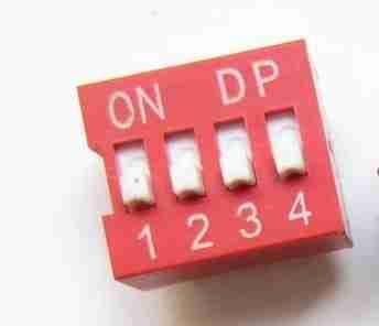 vente Interrupteur 4 voies DIP au maroc