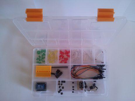 Vente Kit de composants électronique au Maroc
