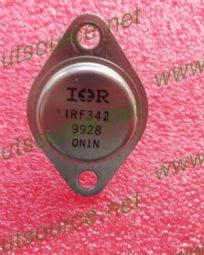 Vente Transistor MOSFET IRF342 au maroc