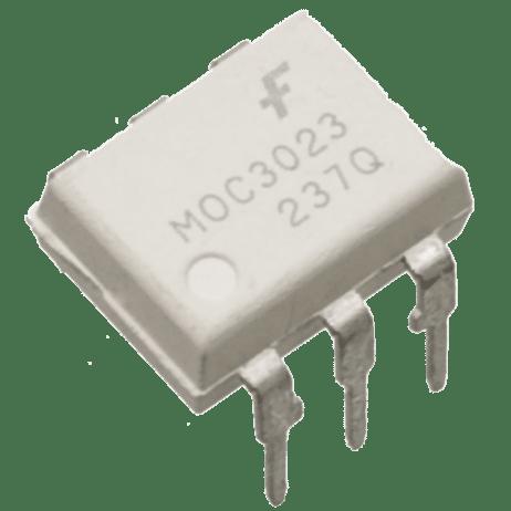 vente MOC3023 Optocoupler au Maroc