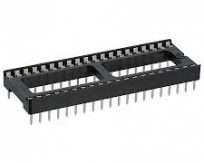 Vente Support circuit integré dip ic 40 pins au maroc
