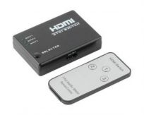 Switch HDMI triple avec telecommande-min