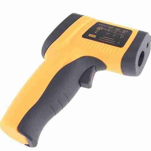 Pistolet Temperature Gm300 Thermometre Numerique Sans Contact