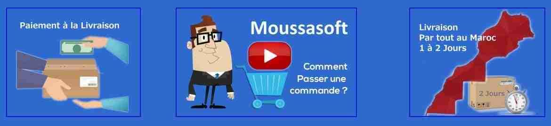 Moussasoft Maroc Header