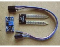 Capteur hygromètre Humidité du sol,  analogique et numérique avec Ard