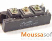MG50Q2YS40 TRANSISTOR BLOCK 50AMP 1200V maroc