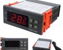 stc 1000 thermostat temperature controleur regulateur numerique 220v: casablanca, rabat, tanger, fes, Meknès, Agadir, Marrakech ...