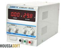 Alimentation CC pour laboratoire PS-305D ZHAOXIN maroc