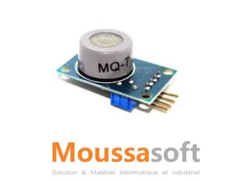 mq 7 capteur de monoxyde de carbone moussasoft maroc. Black Bedroom Furniture Sets. Home Design Ideas