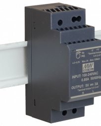 ALIMENTATION 5V 3 A DIN Rail
